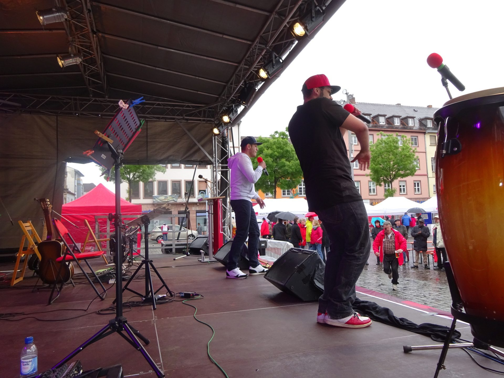 HipHop auf unserer Bühne