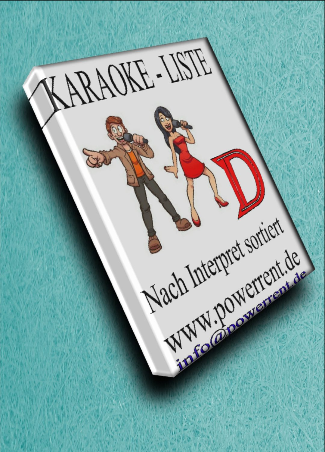 Karaoke Cover Liste nach Interpret D