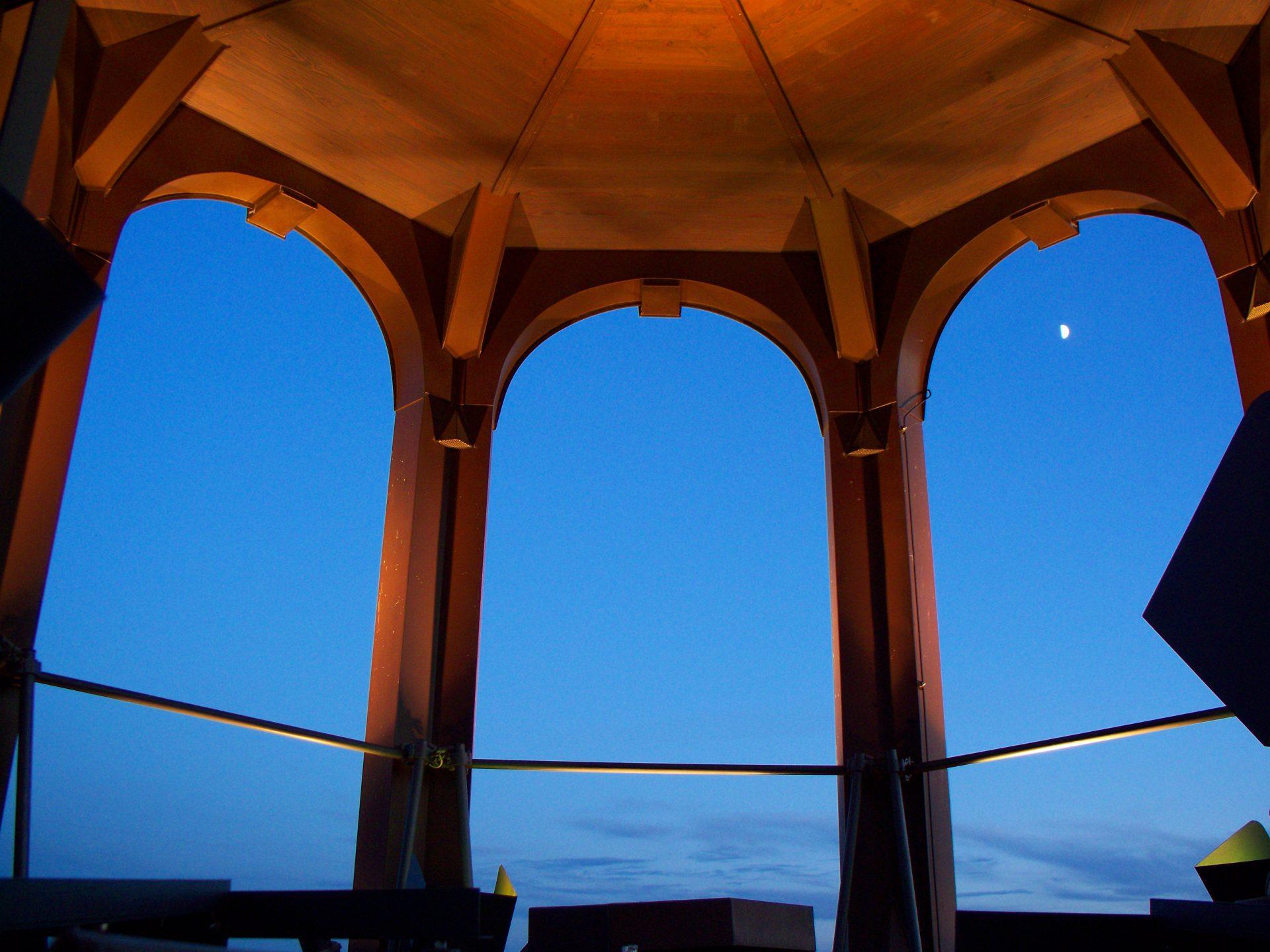 Laterne Kirchenbeleuchtung