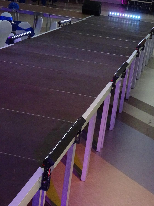 LED Pixelbar Sidelight Catwalk