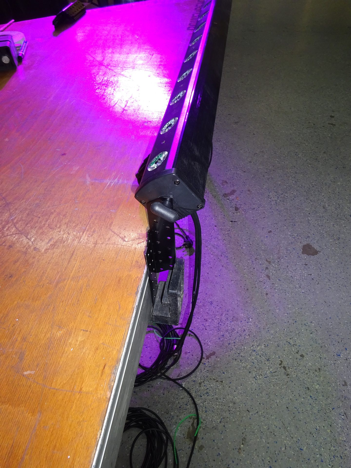 LED Pixelbar Sidelight Catwalk