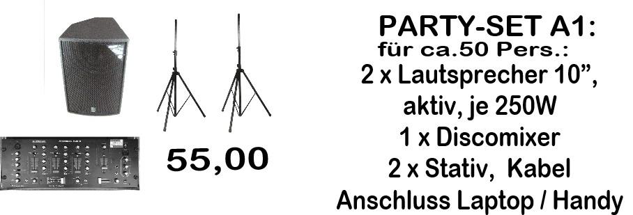 PARTY-Set A1