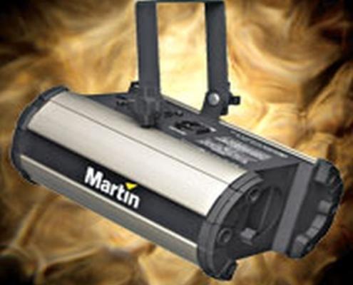 Martin Mania DC1 Wassereffekt
