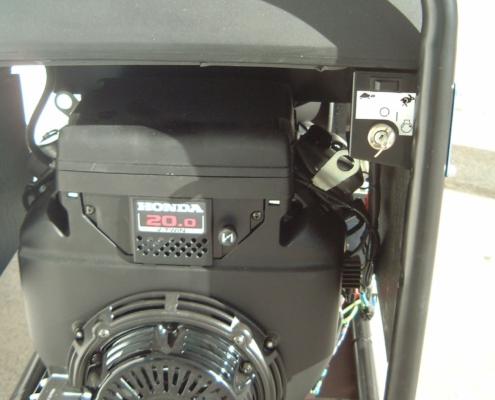 SDMO 12kVA Strom-Erzeuger Starter