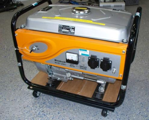 2,3kVA Generator