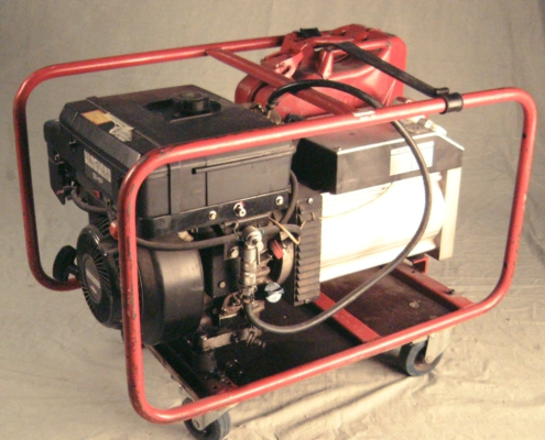 4,5kVA Strom-Generator für Non-Stopbetrieb