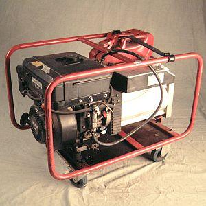 4,5kVA Generator Nonstop