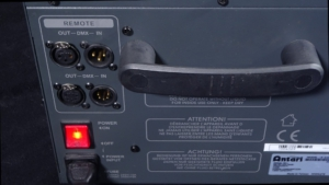 Antari Fazer X310 Hazemaschine Buchsen