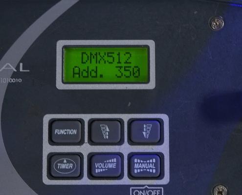 Antari Fazer X310 Hazemaschine Remote DMX