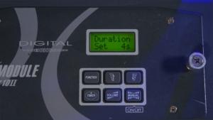 Antari Fazer X310 Hazemaschine Remote Dauer