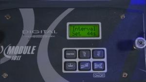 Antari Fazer X310 Hazemaschine Remote Interval