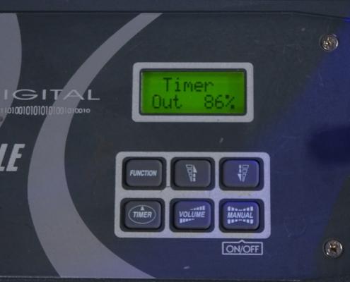 Antari Fazer X310 Hazemaschine Remote Timer