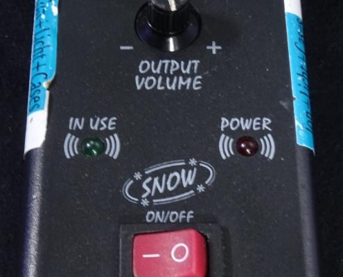 Antari Schneemaschine S-102 Remote