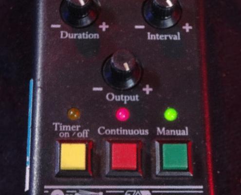 Antari Z1200 Nebelmaschine Timer Remote