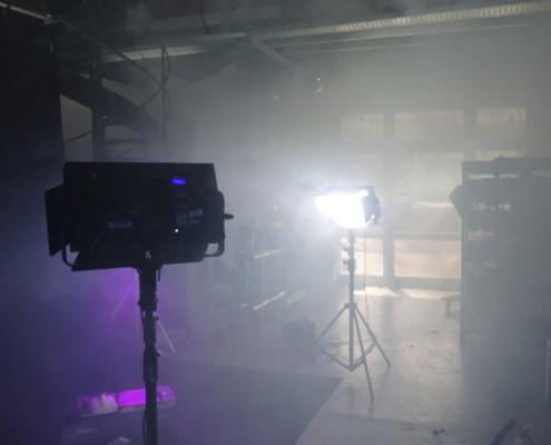 Antari Z-3000 Nebelmaschine als Fire-Trainer