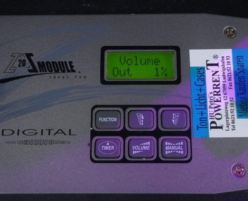 Antari Z-3000 Nebelmaschine Remote Volume
