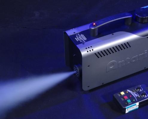 Antari Z800 Nebelmaschine Ausstoss