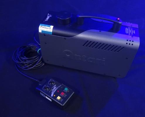 Antari Z800 Nebelmaschine, Timerfernbedienung