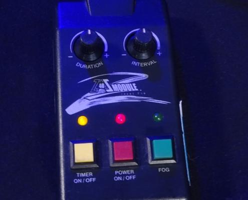 Antari Z800 Timerfernbedienung