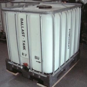 Ballasttank 1000 Liter