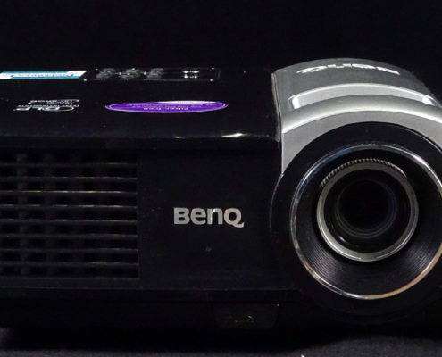 Benq MP525P Front