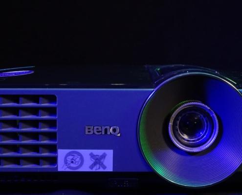 Benq MS513P Front