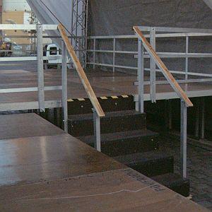 Bühnen Treppe