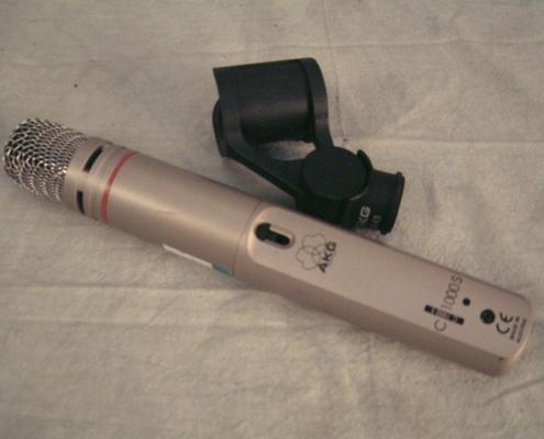 AKG C1000 Mikrofon