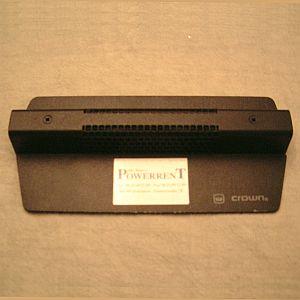 Crown PCC 160 Grenzflächenmikrofon