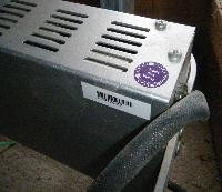 DGUV-V3 / BGV-A3 Prüfplakette Barcode