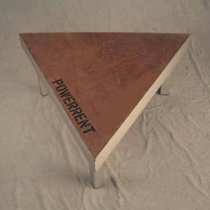 Dreieck Bühnenelement 1m x 1m x 1m