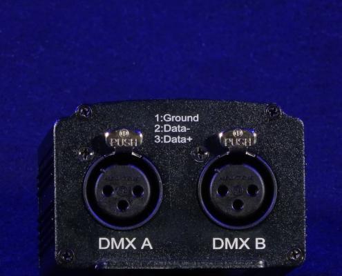 Eurolite Node2 DMX-Universe XLR