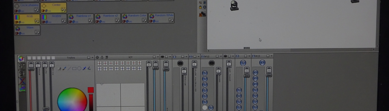 Eurolite Node2 DMX-Universe Software