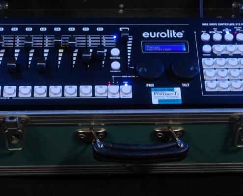 Eurolite Move 512 Pro