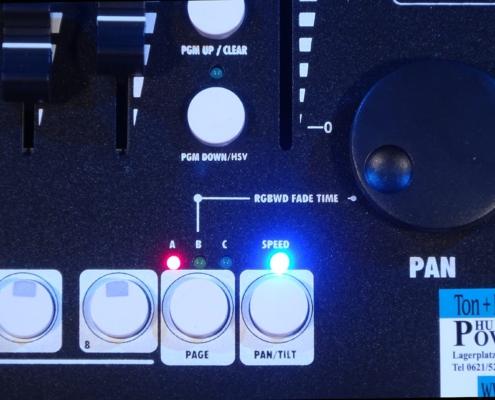 Eurolite Move 512 Pro Pan Tilt