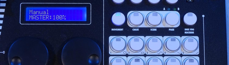 Eurolite Move 512 Pro Shapes