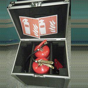 Feuerlöscher Miet-Case