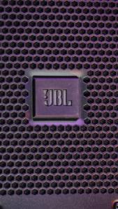 JBL EON615 Aktivlautsprecher Logo