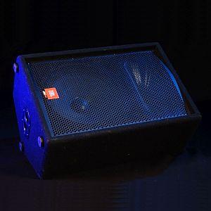 JBL JRX 112 als Monitor