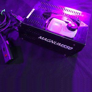 JEM Magnum 550 Nebelmaschine