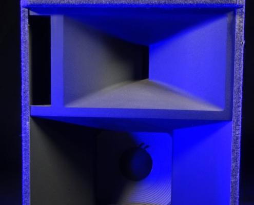 KS T11 Ansicht ohne Gitter -Fully Horn