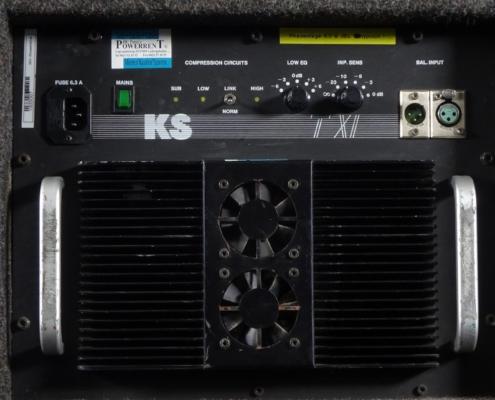 KS T11 1000W Rückseite
