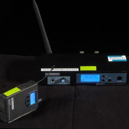 LD InEar Monitor Funkset