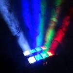 LED Wave Wippeneffekt