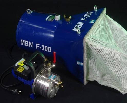MBN F300 Schaummaschine Pumpe