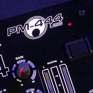 Omnitronic PM-444 USB
