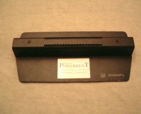Crown PCC-160 Grenzflächen Mikrofon