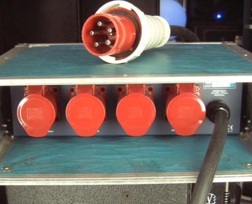 PSA631 Stromverteiler 63A