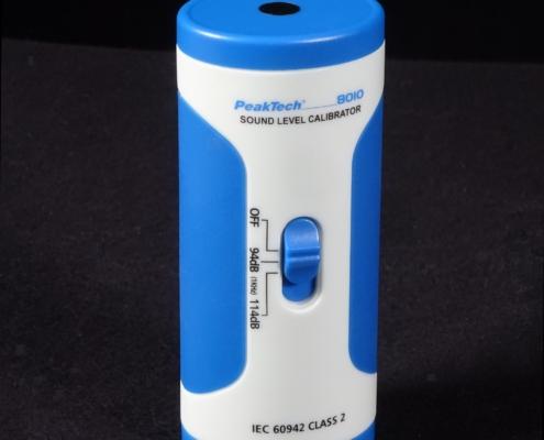 Peaktech 8010 Calibrator