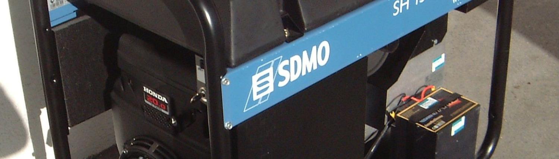 SDMO 12kVA Generator